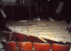 Κατέρρευσε από το χιόνι η στέγη του ιστορικού Αναγνωστηρίου Αγιάσου στη Μυτιλήνη - Δείτε φωτό από την καταστροφή - Κυρίως Φωτογραφία - Gallery - Video 4