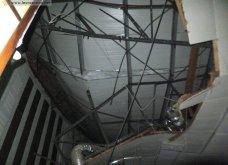 Κατέρρευσε από το χιόνι η στέγη του ιστορικού Αναγνωστηρίου Αγιάσου στη Μυτιλήνη - Δείτε φωτό από την καταστροφή - Κυρίως Φωτογραφία - Gallery - Video 2
