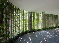 Το πιο πράσινο ξενοδοχείο στον κόσμο ! Κρεμαστοί κήποι κατάφυτοι όλοι οι τοίχοι του - Δείτε φωτό - Κυρίως Φωτογραφία - Gallery - Video 9