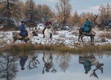 Ταξίδι στη Μογγολία: Εκπληκτικές φωτογραφίες από τη ζωή των νομάδων, μαζί με τους ταράνδους τους - Κυρίως Φωτογραφία - Gallery - Video