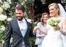 Οι φώτο του Βαρδή Βαρδινογιάννη με την οικογένεια στο γάμο της εγγονής του Μαριάννας   - Κυρίως Φωτογραφία - Gallery - Video