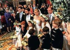 Οι φώτο του Βαρδή Βαρδινογιάννη με την οικογένεια στο γάμο της εγγονής του Μαριάννας   - Κυρίως Φωτογραφία - Gallery - Video 2
