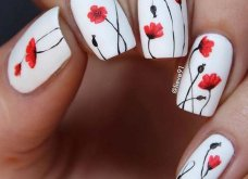 Μοδάτα νύχια για πάντα! 46 υπέροχα σχέδια για λευκό μανικιούρ - Θα τα λατρέψετε!   - Κυρίως Φωτογραφία - Gallery - Video
