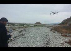 Made in Greece το Senselab του Πολυτεχνείου Κρήτη: Με επανδρωμένα drones μελέτησε το σεισμό της Νέας Ζηλανδίας! - Κυρίως Φωτογραφία - Gallery - Video