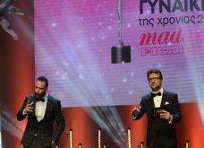 Madame Figaro: Εντυπωσίασαν ως παρουσιαστές οι Μουζουράκης- Μαραβέγιας -Το κόκκινο χαλί με όλα τα αστέρια - Κυρίως Φωτογραφία - Gallery - Video