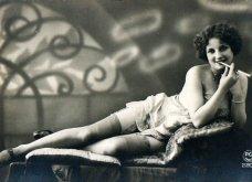 39 γυναίκες στις αρχές του 1900- Vintage φωτο: Με κομπινεζόν, καλτσοδέτες, νάζι & τσιγαράκι - Κυρίως Φωτογραφία - Gallery - Video