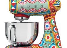 Μοναδικά έργα τέχνης στην κουζίνα σας! Οι νέες συσκευές της Dolce & Cabbana και Smeg που θα σας συναρπάσουν (Φωτό) - Κυρίως Φωτογραφία - Gallery - Video