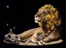 Ο σουρεαλισμός σε όλο του το μεγαλείο: 10+7 εικόνες ζώων σε ασυνήθιστες καταστάσεις και ρόλους - Κυρίως Φωτογραφία - Gallery - Video