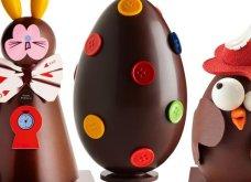 Τα 20 ωραιότερα αλλά και πρωτότυπα σοκολατένια πασχαλινά αυγά - Θα σας ξετρελάνουν! - Κυρίως Φωτογραφία - Gallery - Video