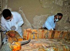 Απίθανη ανακάλυψη: 6 μούμιες με ζωηρά χρώματα σε τάφο Φαραώ κοντά στο Λούξορ  - Κυρίως Φωτογραφία - Gallery - Video