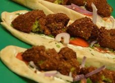Ο Νίκος Μουρατίδης προτείνει να φάμε στο Not Just Falafel υγιεινά νόστιμα και μοντέρνα - Κυρίως Φωτογραφία - Gallery - Video