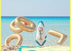 "Made in Greece: Η Μελίνα & η Έλλη μας δείχνουν την νέα κολεξιόν ""Sun of a Beach"" 2017- Υπέροχες πετσέτες θαλάσσης & τσάντες - Κυρίως Φωτογραφία - Gallery - Video"