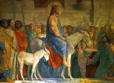 Κυριακή των Βαΐων - Έθιμα & παραδόσεις: O Χριστός μπαίνει στην πόλη χωρίς βασιλική πολυτέλεια, επί πώλου όνου... - Κυρίως Φωτογραφία - Gallery - Video
