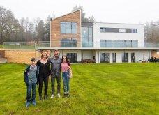 Αυτή η οικογένεια έχτισε το δικό της, υπερπολυτελές σπίτι σε μόλις 4 ημέρες! - Κυρίως Φωτογραφία - Gallery - Video