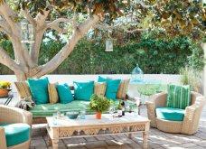 85 εντυπωσιακές ιδέες για την διακόσμηση του κήπου ή της βεράντας: Bohemian ή μεσογειακό στυλ; (Φωτό) - Κυρίως Φωτογραφία - Gallery - Video