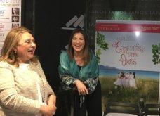 «Οι Ελληνίδες είναι θεές»: Μες την καλή χαρά παρουσιάσαμε το νέο βιβλίο της Κατερίνας Τσεμπερλίδου - Κυρίως Φωτογραφία - Gallery - Video