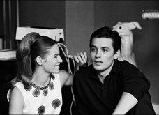 85 ετών σήμερα ο Αλέν Ντελόν - Φωτοαφιέρωμα του eirinika στον κακομαθημένο ωραιότερο Γάλλο ηθοποιό που είχε τις γυναίκες στα πόδια του - Κυρίως Φωτογραφία - Gallery - Video 4