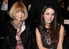 Anne Wintour: Πώς είναι η κόρη & πώς ο σύντροφος της πιο στριφνής γυναίκας της μόδας; -Φώτο & Βίντεο - Κυρίως Φωτογραφία - Gallery - Video