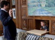 Το πιο γλυκό φωτορεπορτάζ της ημέρας: Ο Τζάστιν Τριντό με τον 3χρονο γιο του μέσα στο Πρωθυπουργικό γραφείο -παιδικό σταθμό - Κυρίως Φωτογραφία - Gallery - Video