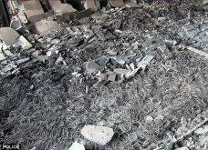 Πύργος της κολάσεως: Οι πρώτες συνταρακτικές φωτογραφίες με τους σκελετούς των διαμερισμάτων στο στοιχειωμένο κτίριο- 79 οι νεκροί - Κυρίως Φωτογραφία - Gallery - Video