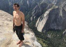 Νational Geographic: Η πιο επικίνδυνη αναρρίχηση στον κόσμο - Χωρίς σχοινί ο Alex Honnold στο Yosemite's El Capitan - Κυρίως Φωτογραφία - Gallery - Video
