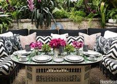 Οργανώνετε πάρτι στον κήπο ή την ταράτσα σας; 40 ιδέες για την διακόσμηση που θα καταπλήξει τους καλεσμένους σας (Φωτό) - Κυρίως Φωτογραφία - Gallery - Video 10