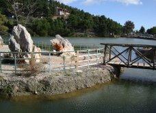 """Η """"μυστική"""" λίμνη Μπελέτσι βρίσκεται στην Αθήνα & μοιάζει εξωτική: Με πάπιες & καταπράσινο τοπίο - Δείτε φωτό & βίντεο - Κυρίως Φωτογραφία - Gallery - Video 4"""