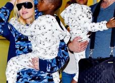 Ξετρελαμένη η Madonna με τα διδυμάκια που υιοθέτησε - Κάνει συνέχεια αναρτήσεις στο Instagram (Φωτό - Βίντεο) - Κυρίως Φωτογραφία - Gallery - Video