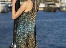 Made in Greece το Sea Through: Ο βυθός & τα χρώματα της θάλασσας από την Ντόρα Καλλιτσάντση στην πιο εντυπωσιακή συλλογή καλοκαιρινών ρούχων  - Κυρίως Φωτογραφία - Gallery - Video
