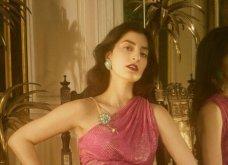 Η 24χρονη μούσα του οίκου Christian Louboutin είναι Ελληνίδα – Η classic greekface Νάσια Μάτσα πρωταγωνιστεί στην νεα καμπάνια  Φθινόπωρο/Χειμώνας 2017 - Κυρίως Φωτογραφία - Gallery - Video