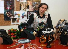 Αποκλειστικό - Katerina Psoma: Η διεθνώς αναγνωρισμένη σχεδιάστρια κοσμημάτων – Οι δημιουργίες της μαγνητίζουν κάθε βλέμα και κατακτούν τον πλανήτη! - Κυρίως Φωτογραφία - Gallery - Video 4