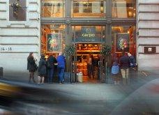 Αποκλειστικό - Made in Greece η Carpo: Η αυθεντική ελληνική εμπειρία σε Picadilly - Knightsbridge:  Μυρωδάτοι ξηροί καρποί, καφές &... ατμόσφαιρα - Κυρίως Φωτογραφία - Gallery - Video 14