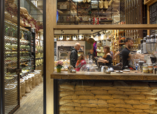 Αποκλειστικό - Made in Greece η Carpo: Η αυθεντική ελληνική εμπειρία σε Picadilly - Knightsbridge:  Μυρωδάτοι ξηροί καρποί, καφές &... ατμόσφαιρα - Κυρίως Φωτογραφία - Gallery - Video 18