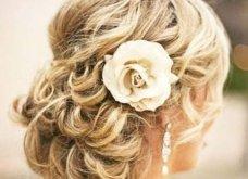 Και πώς φτιάχνει τα μαλλιά της η νύφη για τον γάμο; 40 χτενίσματα για να διαλέξετε το ωραιότερο-φωτό - Κυρίως Φωτογραφία - Gallery - Video