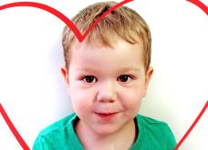 To ευχαριστώ και η συγκίνηση για τη νοσηλεία του μικρού Νέστορα - Το μήνυμα της οικογένειάς του - Κυρίως Φωτογραφία - Gallery - Video