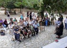 Ο Καζαντζάκης θα εμπνέει και θα φωτίζει για πάντα: Αφιερωμένο στον μέγιστο Κρητικό το 26ο Διεθνές Συνέδριο Φιλοσοφίας στην Ολυμπία - Κυρίως Φωτογραφία - Gallery - Video 13