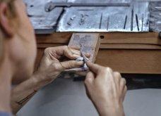 Αποκλειστικό: Made in Greece τα κοσμήματα από μάρμαρο!!! της Ιωάννας Σουφλιά: Από τη νομική στη δημιουργία - Τον Σεπτέμβριο θα «παρελαύνουν» στην γαλλική εβδομάδα μόδας - Κυρίως Φωτογραφία - Gallery - Video 9