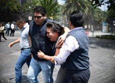 30 συνταρακτικές φωτογραφίες από τον σεισμό στο Μεξικό - 230 νεκροί & σπίτια - χάρτινοι πύργοι που κατέρρευσαν - Κυρίως Φωτογραφία - Gallery - Video 2