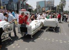 30 συνταρακτικές φωτογραφίες από τον σεισμό στο Μεξικό - 230 νεκροί & σπίτια - χάρτινοι πύργοι που κατέρρευσαν - Κυρίως Φωτογραφία - Gallery - Video 6
