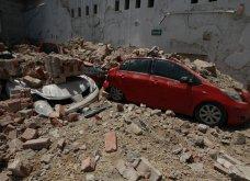 30 συνταρακτικές φωτογραφίες από τον σεισμό στο Μεξικό - 230 νεκροί & σπίτια - χάρτινοι πύργοι που κατέρρευσαν - Κυρίως Φωτογραφία - Gallery - Video 7