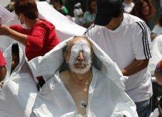 30 συνταρακτικές φωτογραφίες από τον σεισμό στο Μεξικό - 230 νεκροί & σπίτια - χάρτινοι πύργοι που κατέρρευσαν - Κυρίως Φωτογραφία - Gallery - Video 9