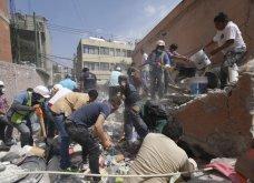 30 συνταρακτικές φωτογραφίες από τον σεισμό στο Μεξικό - 230 νεκροί & σπίτια - χάρτινοι πύργοι που κατέρρευσαν - Κυρίως Φωτογραφία - Gallery - Video 19