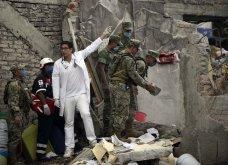 30 συνταρακτικές φωτογραφίες από τον σεισμό στο Μεξικό - 230 νεκροί & σπίτια - χάρτινοι πύργοι που κατέρρευσαν - Κυρίως Φωτογραφία - Gallery - Video 34