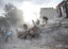 30 συνταρακτικές φωτογραφίες από τον σεισμό στο Μεξικό - 230 νεκροί & σπίτια - χάρτινοι πύργοι που κατέρρευσαν - Κυρίως Φωτογραφία - Gallery - Video 35