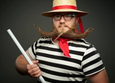 Τα 10 καλύτερα μουστάκια και γένια στον κόσμο: οι νικητές του 2017 World Beard And Mustache Championship  - Κυρίως Φωτογραφία - Gallery - Video 2