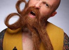 Τα 10 καλύτερα μουστάκια και γένια στον κόσμο: οι νικητές του 2017 World Beard And Mustache Championship  - Κυρίως Φωτογραφία - Gallery - Video 22