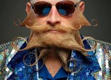 Τα 10 καλύτερα μουστάκια και γένια στον κόσμο: οι νικητές του 2017 World Beard And Mustache Championship  - Κυρίως Φωτογραφία - Gallery - Video 23