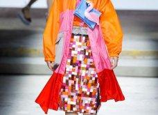 Η Μαίρη Κατράντζου εντυπωσίασε στην Εβδομάδα Μόδας του Λονδίνου – Ρούχα βγαλμένα από ταινίες της Disney - Κυρίως Φωτογραφία - Gallery - Video 16