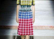 Η Μαίρη Κατράντζου εντυπωσίασε στην Εβδομάδα Μόδας του Λονδίνου – Ρούχα βγαλμένα από ταινίες της Disney - Κυρίως Φωτογραφία - Gallery - Video 17