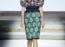 Η Μαίρη Κατράντζου εντυπωσίασε στην Εβδομάδα Μόδας του Λονδίνου – Ρούχα βγαλμένα από ταινίες της Disney - Κυρίως Φωτογραφία - Gallery - Video 21